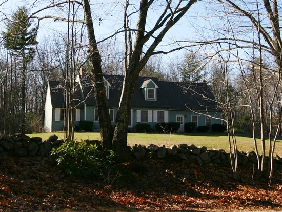269 Old Bay Rd, New Durham, NH 03855