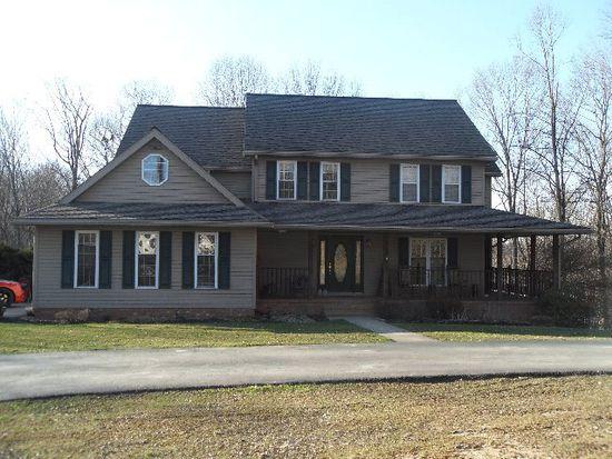 452 Barrington Hill Rd, Fayetteville, WV 25840