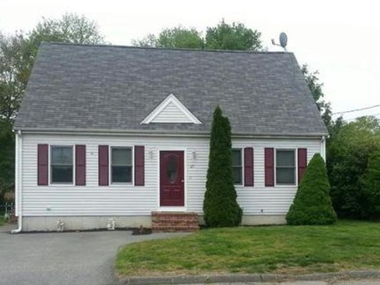 21 Tanglewood Dr, New Bedford, MA 02740