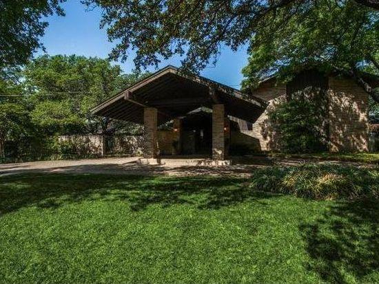 6447 Cliffbrook Dr, Dallas, TX 75254