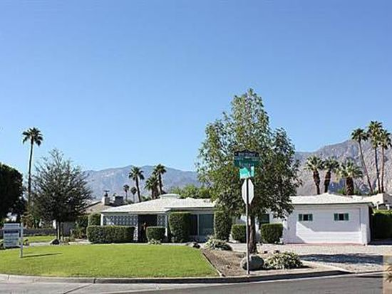 591 N Sunrise Way, Palm Springs, CA 92262