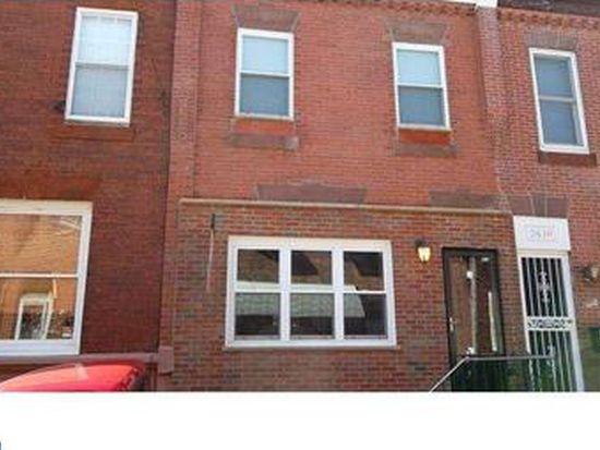 2620 S Carlisle St, Philadelphia, PA 19145