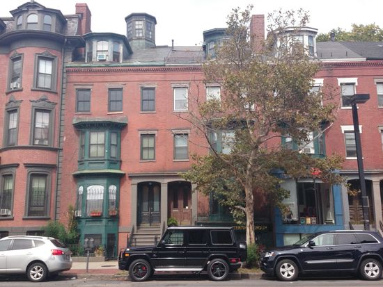 589 Tremont St UNIT 5, Boston, MA 02118