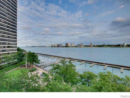 300 Riverfront Dr APT 23F, Detroit, MI 48226