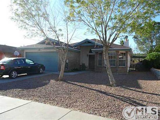 729 Hempstead Dr, El Paso, TX 79912