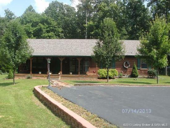 7276 S County Road 710 E, Hardinsburg, IN 47125