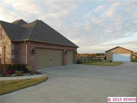 3427 E 184th St N, Skiatook, OK 74070
