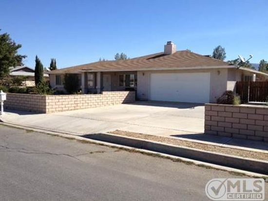 13425 Franceska Rd, Apple Valley, CA 92308