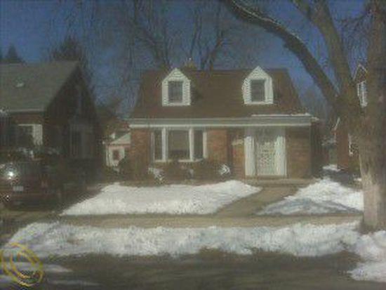 10353 Beaconsfield St, Detroit, MI 48224