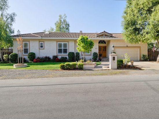 672 Rosita Ave, Los Altos, CA 94024