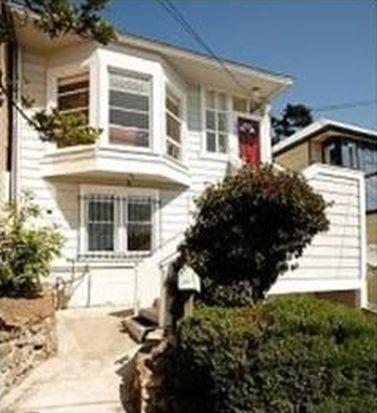170 Margaret Ave, San Francisco, CA 94112