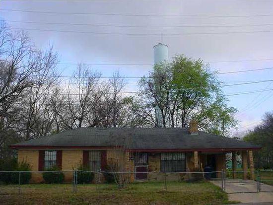 408 Bowman St, Canton, MS 39046