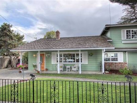1229 Brookdale Ave, Mountain View, CA 94040