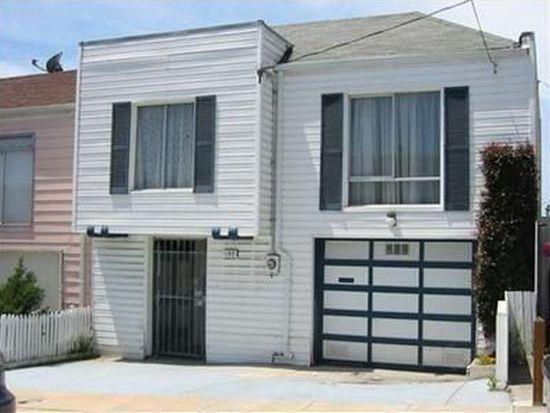163 Victoria St, San Francisco, CA 94132