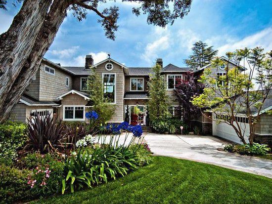 558 Chautauqua Blvd, Pacific Palisades, CA 90272