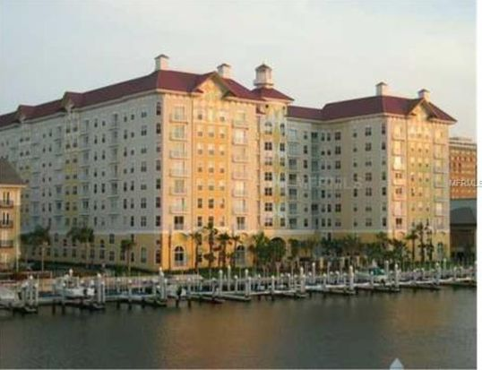 700 S Harbour Island Blvd UNIT 406, Tampa, FL 33602