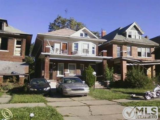 4558 Pacific St, Detroit, MI 48204