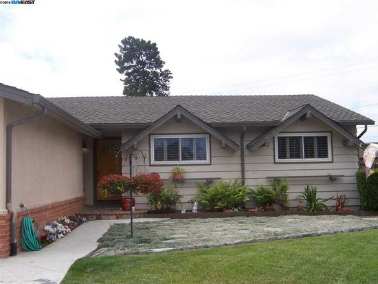 4234 Blue Ridge St, Fremont, CA 94536