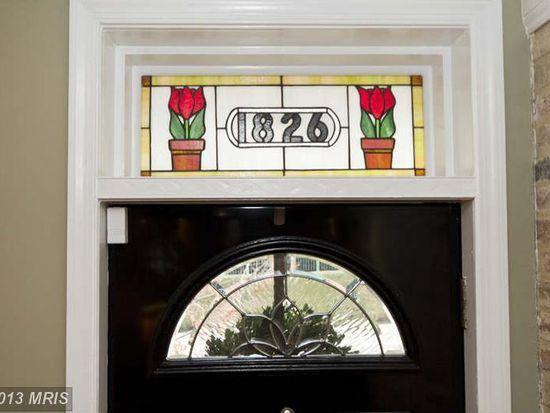 1826 Byrd St, Baltimore, MD 21230