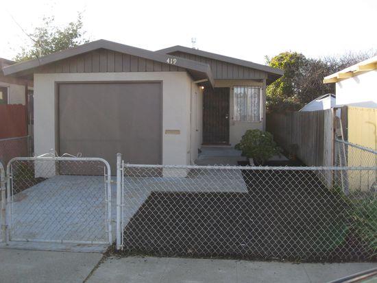 419 S 22nd St, Richmond, CA 94804