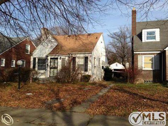 15657 Saratoga St, Detroit, MI 48205