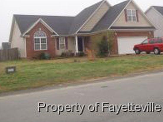 8313 Hurrican Ln, Fayetteville, NC 28314