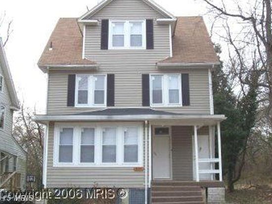 5106 Ivanhoe Ave, Baltimore, MD 21212