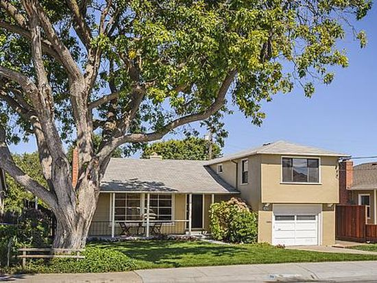 1411 Monte Diablo Ave, San Mateo, CA 94401
