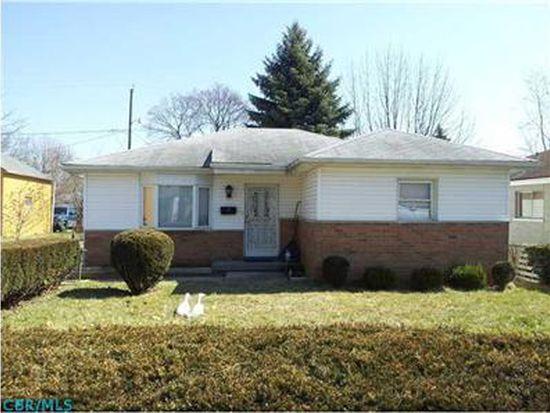 266 N Sylvan Ave, Columbus, OH 43204