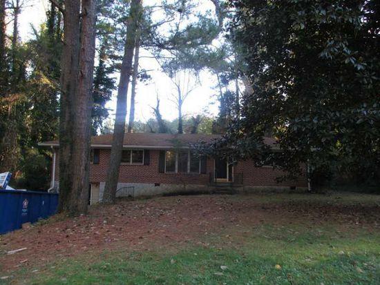 3244 Lynfield Dr SW, Atlanta, GA 30311