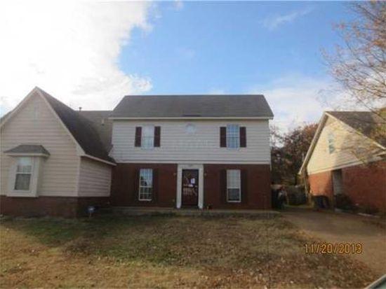3895 Oak Branch Cir W, Memphis, TN 38135