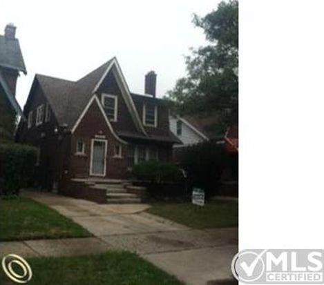 16253 Princeton St, Detroit, MI 48221
