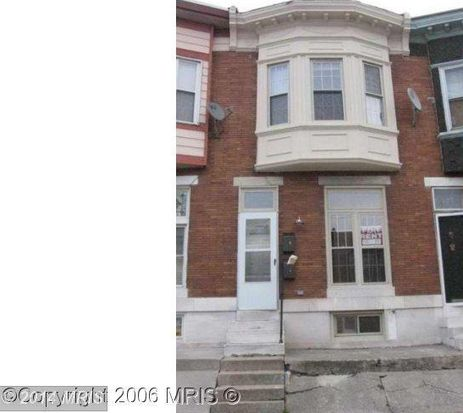 525 S Macon St, Baltimore, MD 21224