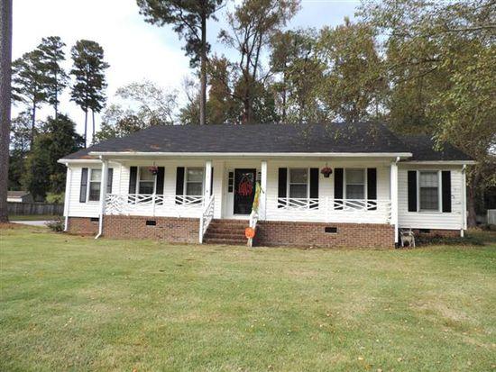 1316 Queen Anne Rd NW, Wilson, NC 27896