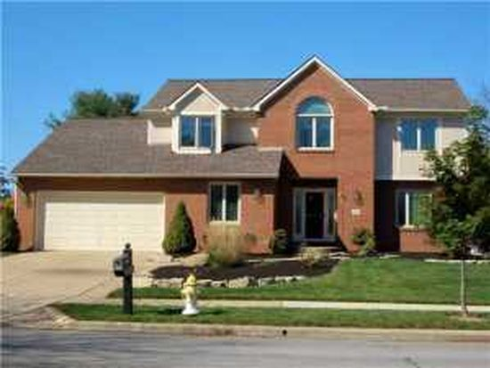 375 Belle Haven Pkwy, Westerville, OH 43082