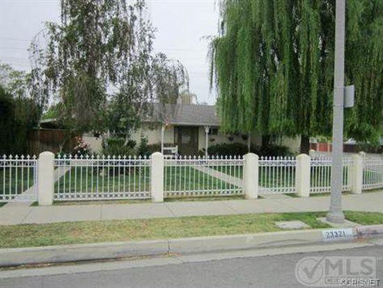23321 Victory Blvd, West Hills, CA 91307