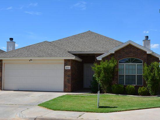 2212 99th St, Lubbock, TX 79423