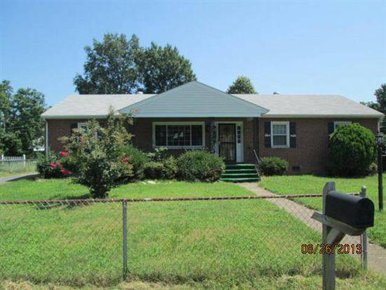 3205 Gaulding Ln, Richmond, VA 23223