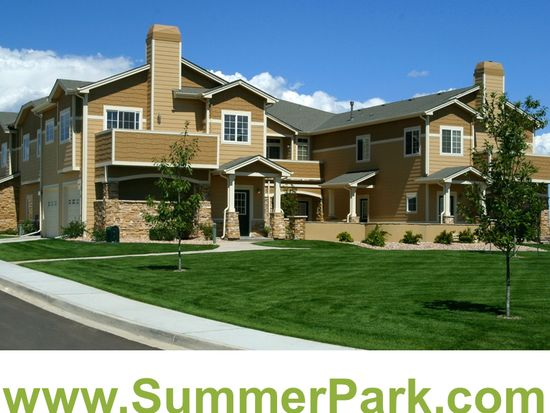 The Telluride - Condo - The Residence at Summer Park by Hartford Companies