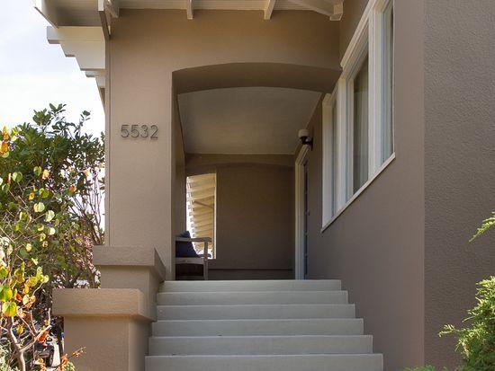 5532 Vicente Way, Oakland, CA 94609