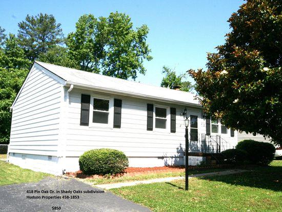 418 Pin Oak Dr, Hopewell, VA 23860