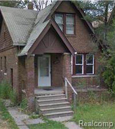 15731 Cherrylawn St, Detroit, MI 48238