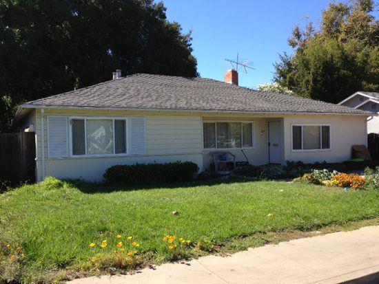 1660 Miramonte Ave, Mountain View, CA 94040