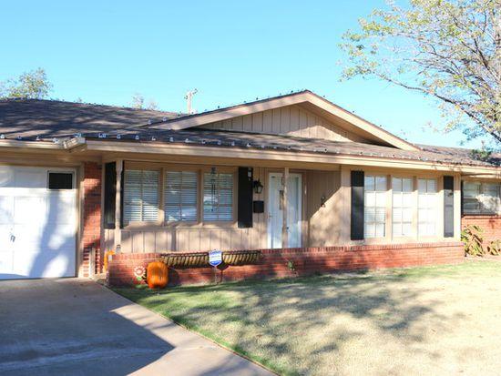 2508 70th St, Lubbock, TX 79413