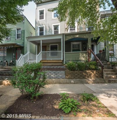 3608 Hickory Ave, Baltimore, MD 21211
