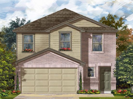 Plan W-1601 - Parkside at Harris Branch by KB Home