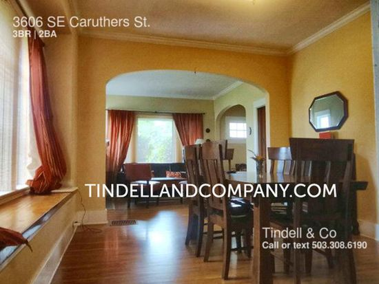 3606 SE Caruthers St, Portland, OR 97214