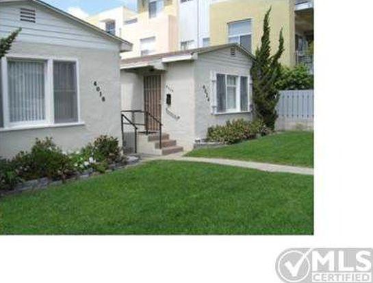 4020 1/2 Hamilton St, San Diego, CA 92104
