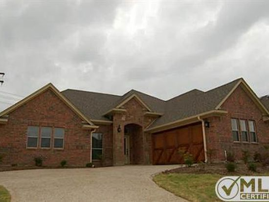 1101 Thistle Hill Trl, Weatherford, TX 76087