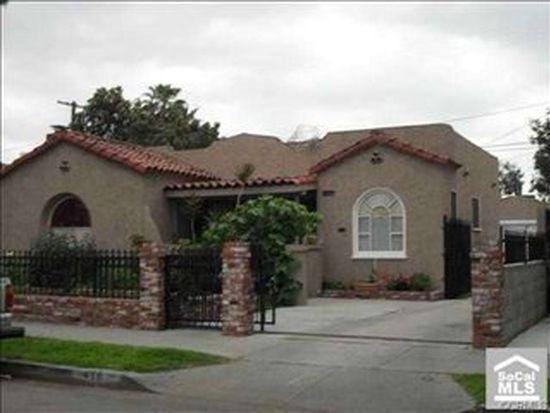 418 E Morningside St, Long Beach, CA 90805